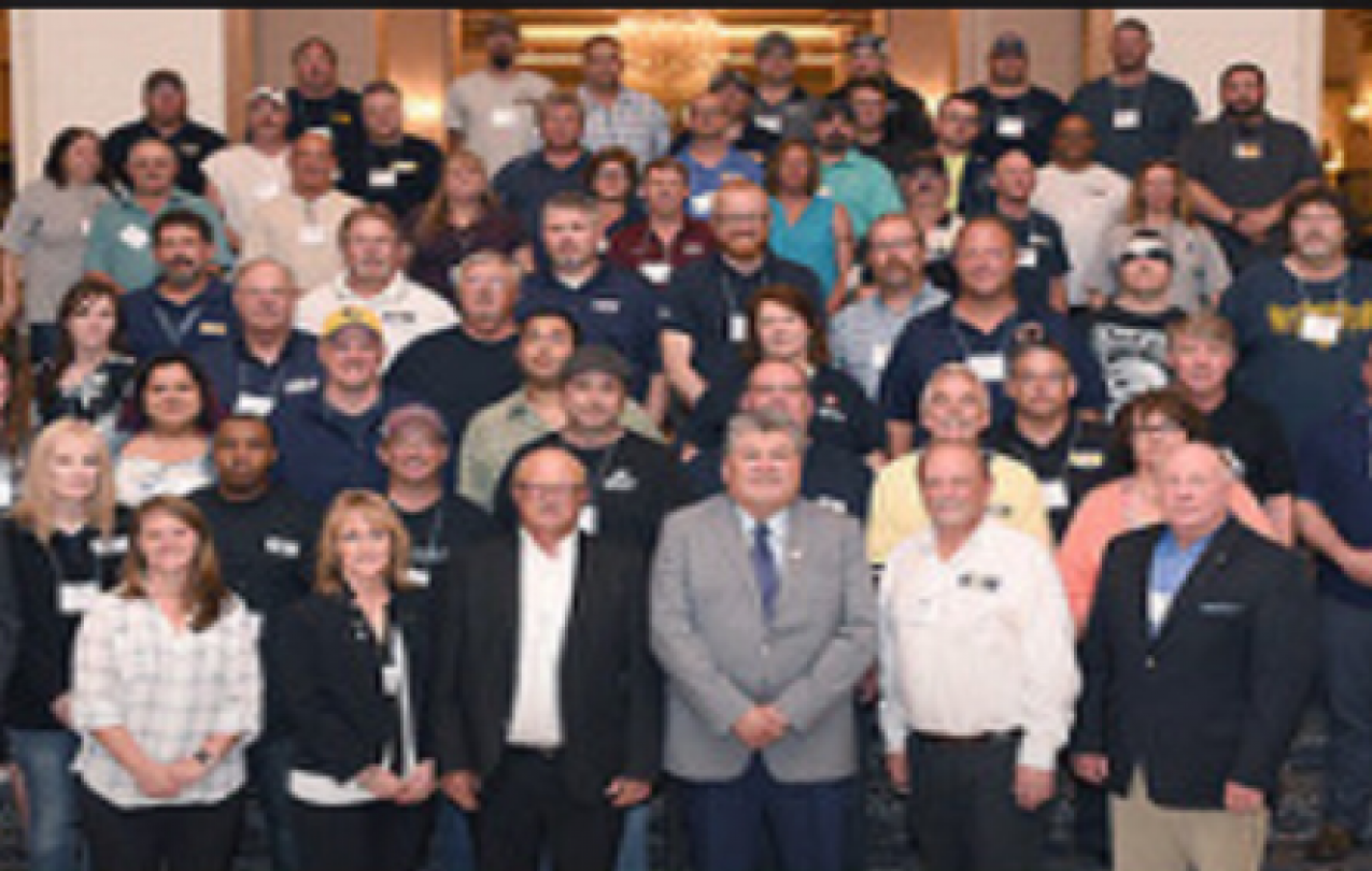 USW District 11 at 2018 Rapid Response Conference
