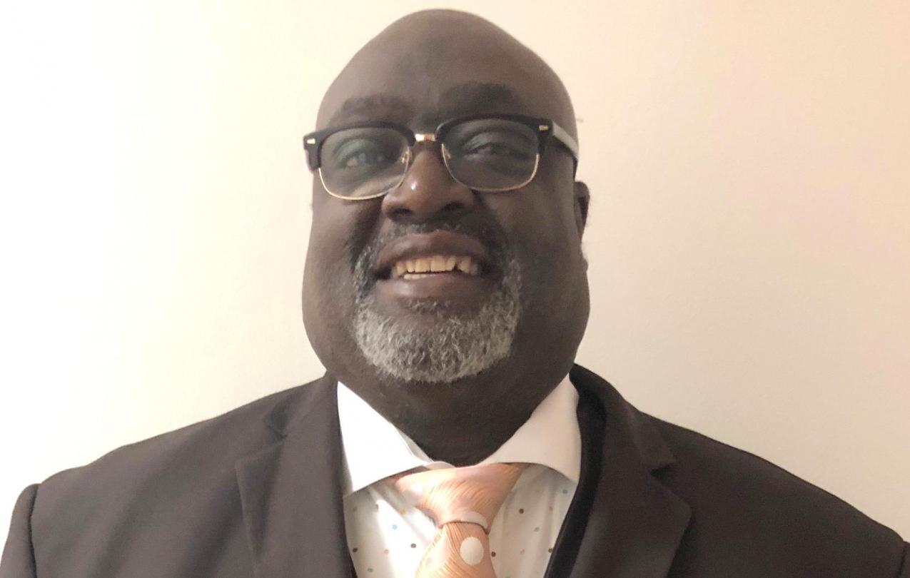 USW Local President Charles Spivey