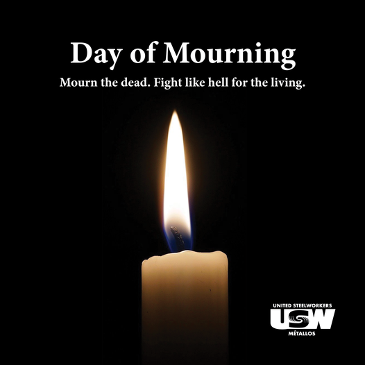 USW Day of Mourning