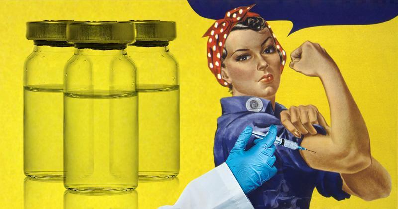 USW And Vaccine distribution