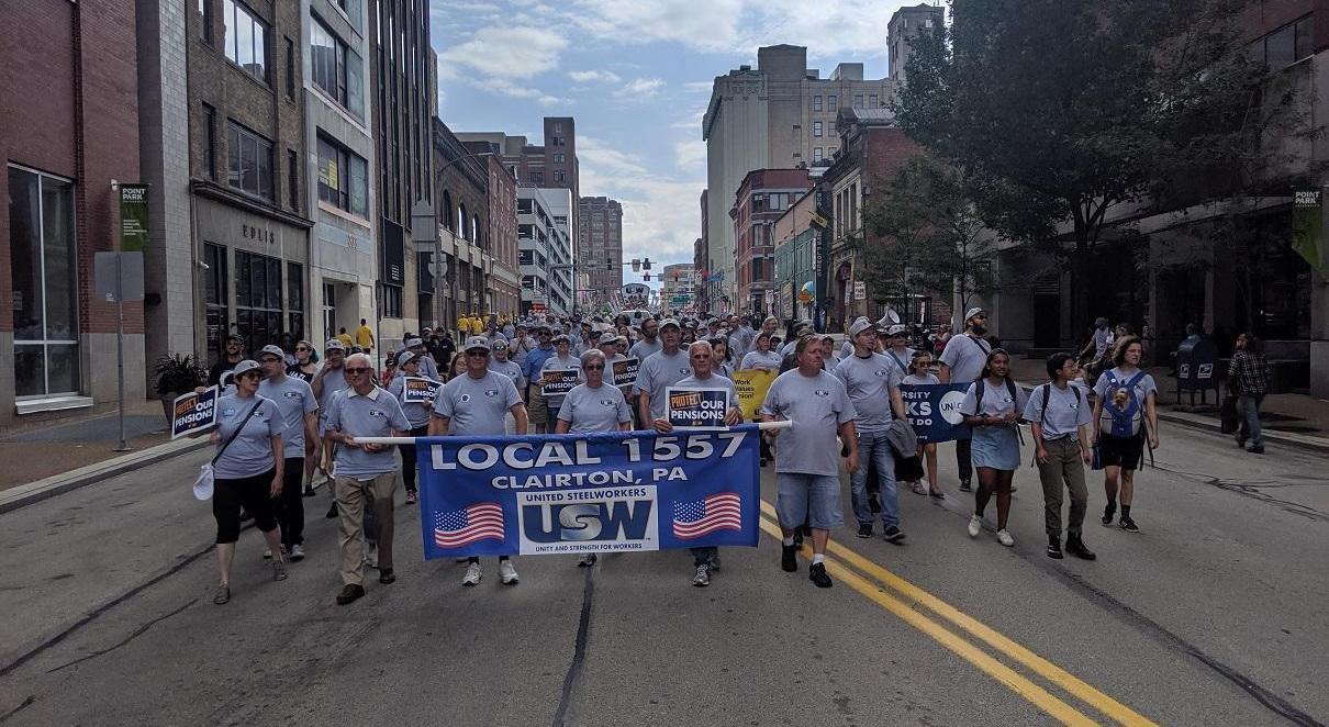 USW 2019 Labor Day Parade