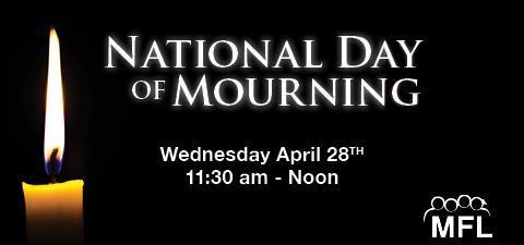 MFL Day of Mourning