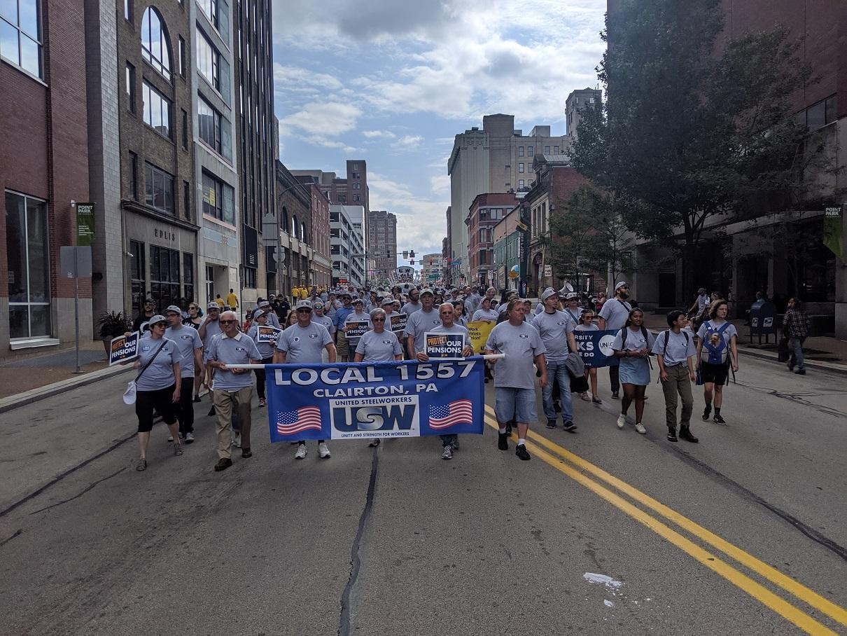 USW 2019 Labor Day Parade