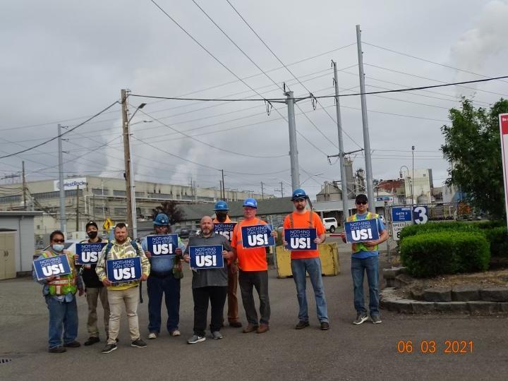 USW local 237 & local 586