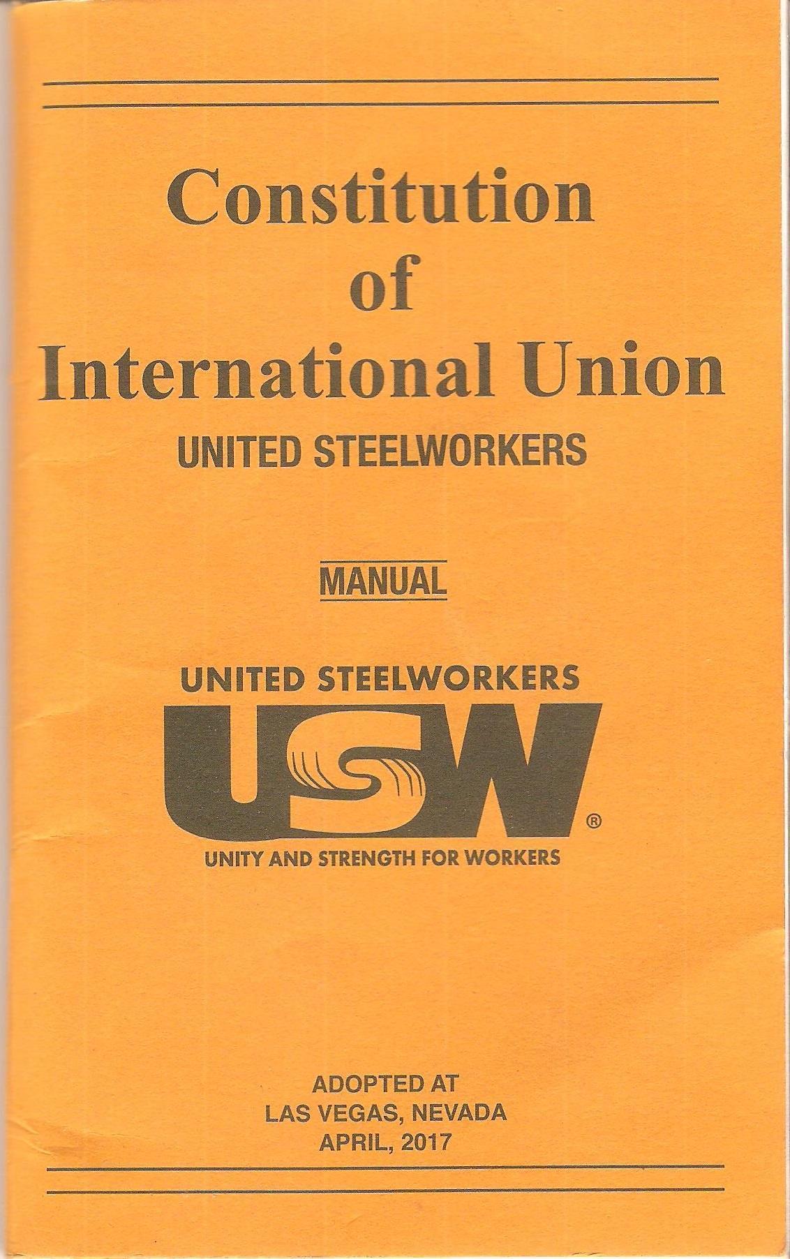 USW Constitution